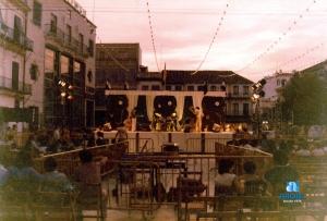 Pata Negra en la Plaza del Altozano