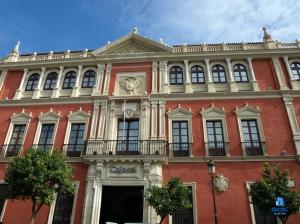 Sede central de Cajasol