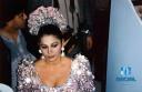 La Pantoja se dispone a dar su pregón.1989