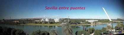 Sevilla entre puentes.