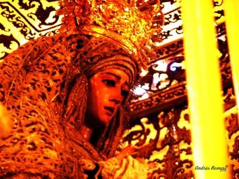 SEMANA SANTA DE SEVILLA. Virgen del Socorro.