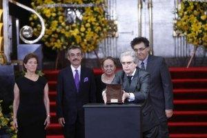 Mercedes Barcha, Gonzalo y Rodrigo.Garcia Marqez