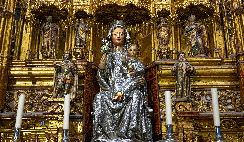 P1190755. Virgen de la Sede